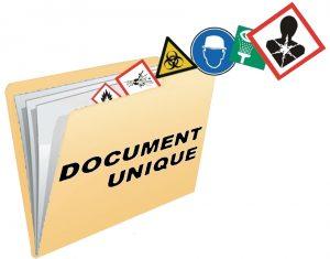 Elaboration du document unique