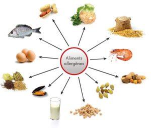 Réglementation INCO : Allergènes dans les denrées alimentaires